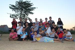 Ribuan pelajar di kampung inggris
