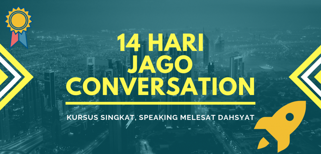 14 hari jago conversation kampung inggris